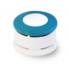 Façade de couleur Bleu Pacifique pour Détecteur de Fumée Serenity
