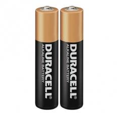 Lot de 2 Piles Alcalines 5 ans AAA 1.5V - Duracell Duralock MN2400
