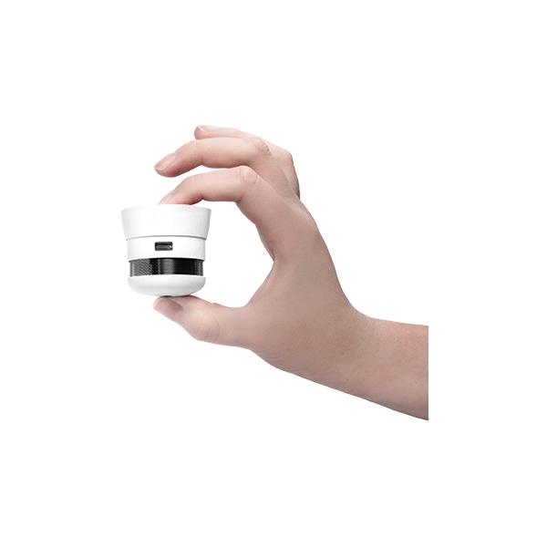d tecteur de fum e certifi nf cavius pile lithium 10 ans lifebox. Black Bedroom Furniture Sets. Home Design Ideas