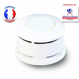 Détecteur de Fumée certifié NF Lifebox Serenity 1