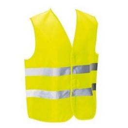Gilet jaune de sécurité réfléchissant